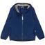 Finkid Paukku Zip-In Jacket Kids Denim/Navy